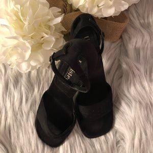 Unlisted   👠 Black Special Occasion High Heels